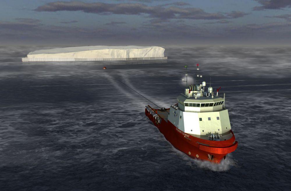 Des icebergs à boire ?