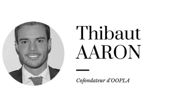 Rencontre avec Thibaut Aaron, cofondateur d'OOPLA