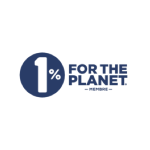 OOPLA est membre  de 1 % percent for the planet