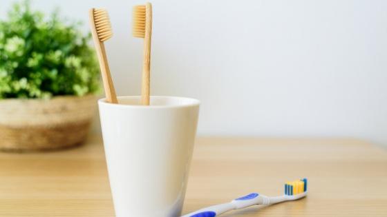 La brosse à dent en bambou : une alternative naturelle et zéro déchet