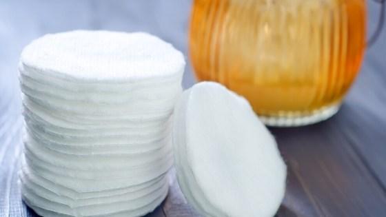 Coton jetable VS coton lavable : le comparatif